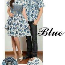 Batik Couple Indonesia