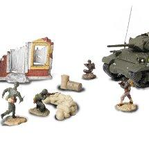 hobi militer dan diecast