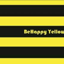 Logo behappy yellowshop