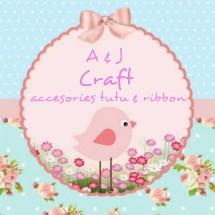 A & J craft /tutu