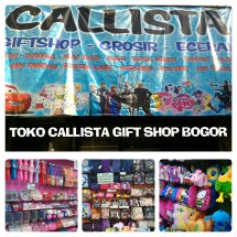 Callista Gift Shop Bogor