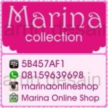 Marina Online Shop