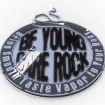 Be Young Care Rock