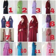 adzkia hijab syar'i