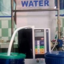 SG health & beauty water