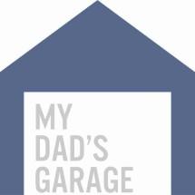 My dad's garage