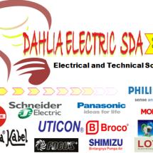 Logo DAHLIA ELECTRIC SDA