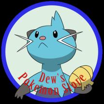 Dew's Pokemon Store
