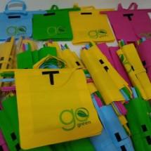 Trolley Bag Go Green