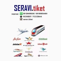 SERAVI.tiket