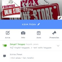 Syncase Fairvax OL'shop