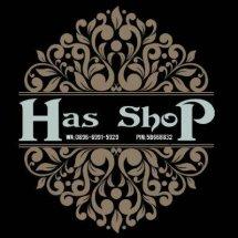 Logo has shop
