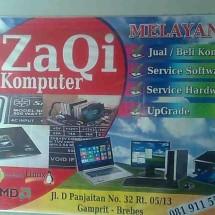 Zaqi komputer