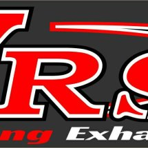YRS racing muffler