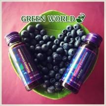 Green World Termurah
