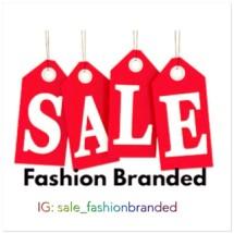 Sale Fashion Branded