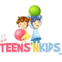 Logo Teens 'n Kids