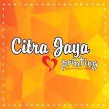 - CITRA JAYA PRINTING -