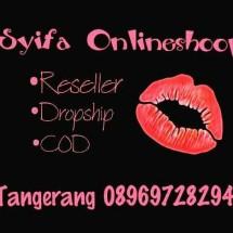 Syifa OnlineShoop