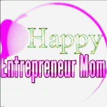 Happy Entrepreneur Mom