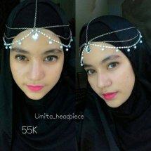 Umita headpiece