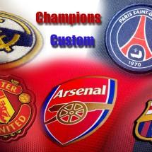 Champion Custome