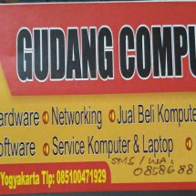 GUDANG COMPUTER JOGJA