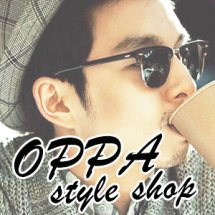 Logo oppa style shop