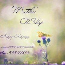 muthi olshop