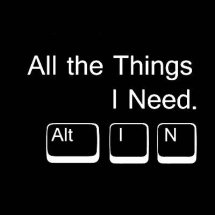 All the Things I Need