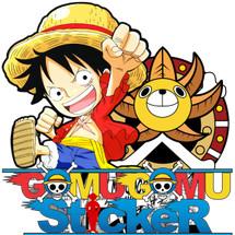 GomuGomu Sticker