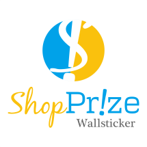 Shopprize Wallsticker