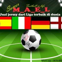 Soccer MAEL Jersey