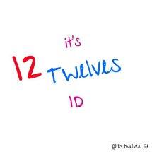 It's Twelves ID