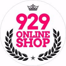 929 Online Shop
