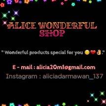 Alice Wonderful Shop