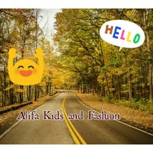 Alifa Kids and Fashion