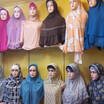 Jilbab 2 saudara