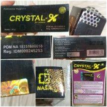 Grosir Cristal X Resmi