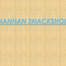 hanhan snackshop