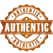 Authentic Branded