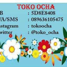 Logo Toko Ocha