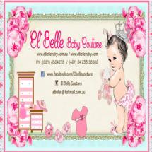 Logo Elbelle Baby Couture