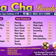 chacha beauty salon
