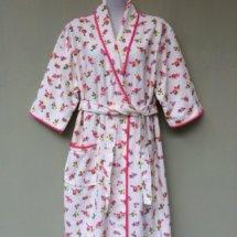 Lan'S kimono handuk
