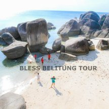 BLESS BELITUNG TOUR