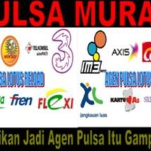 Bank Agen Pulsa