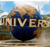 E-tiket universal studio