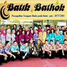 batik bathok