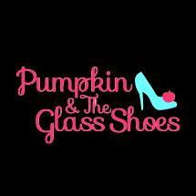 Pumpkin Glass Shoes